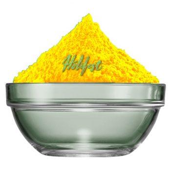 Желтая Краска Холи