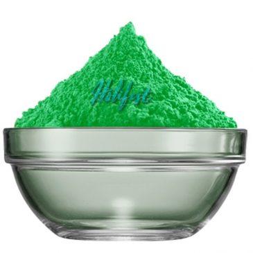 Зеленая Краска Холи