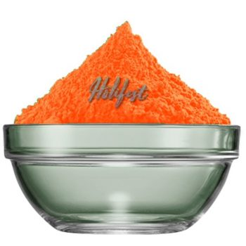 Оранжевая Краска Холи