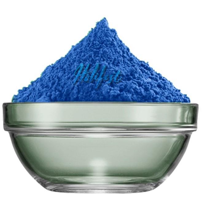 Синяя Краска Холи