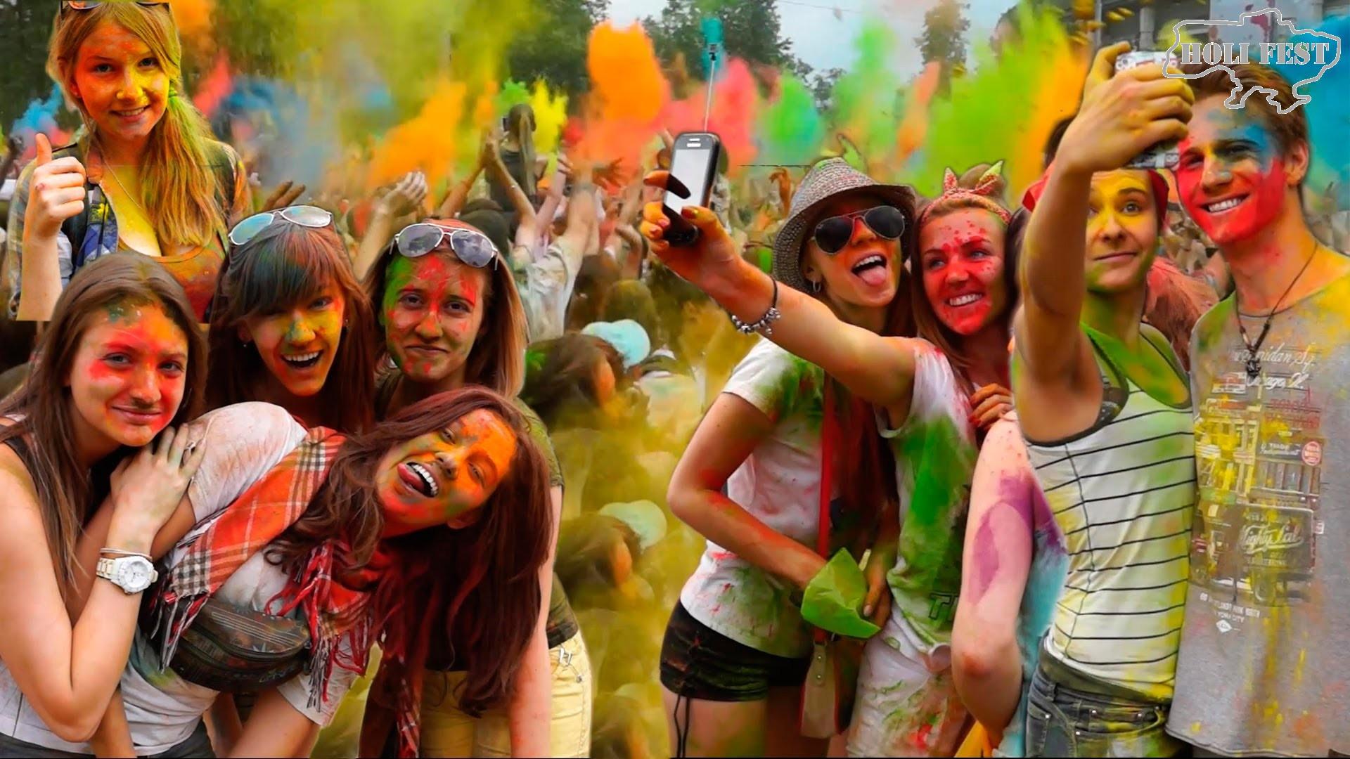 разноцветные фотографии с людьми торговым названием
